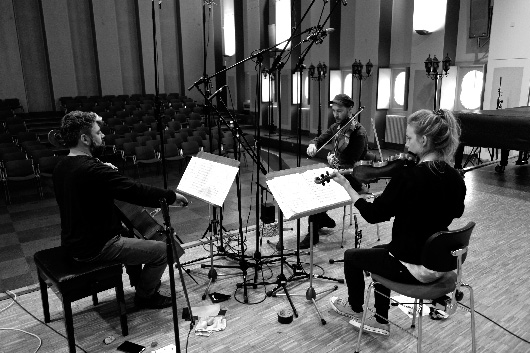 Haiku String Trio